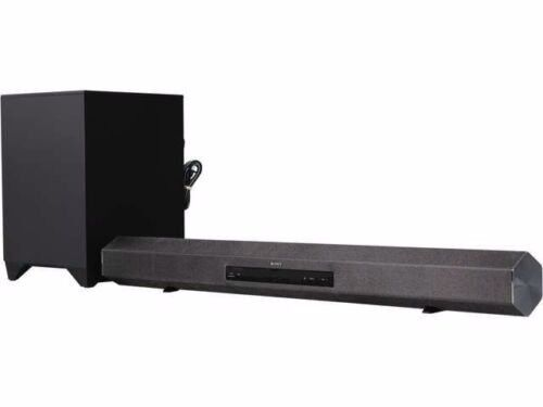 Sony sound bar and sub