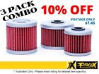 Pro X Motorcycle Tyres and Tubes Oil Filters