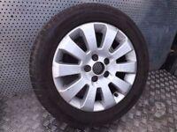 Vauxhall Astra (2004-2010) Single Alloy Spare Wheel 215/55 R16 ref.15I5/3
