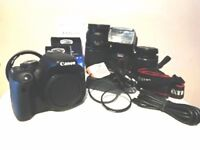 Digital SLR Canon EOS600D Camera. USED FOR 6 MONTHS ONLY. GREAT CONDITION