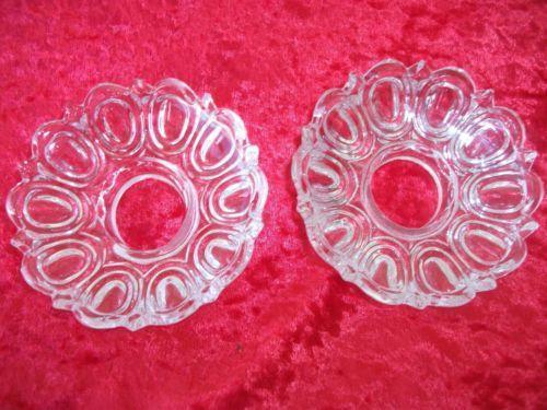 Glass Bobeche Ebay
