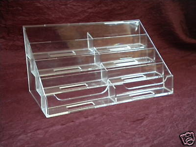 8 Pocket Business Card Display Holder Stand Wholesale
