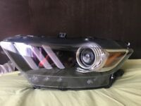 FORD MUSTANG 2015, 2016, 2017 OEM XENON HEADLIGHT LEFT SIDE LH