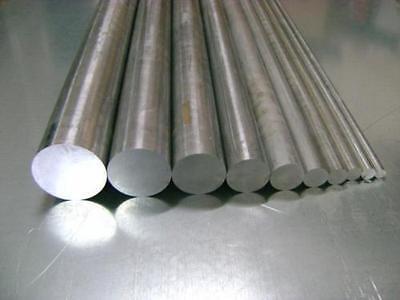 Barra Redonda en Aluminio 11S Diámetro 20mm Larga 20CM - 200mm