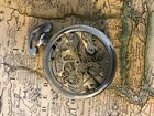 Mechanical (Hand-winding) Antique Pocket Watches with 17 Jewels Military