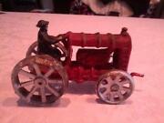 Cast Iron Toys