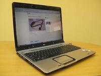 "HP DV9800 17.0"" HD1080, 2.00GHZ(x2), 3GB, 320GB, HDMI, WiFi, WEBCAM, OFFICE, ANTI-VIRUS, WINDOWS 7"