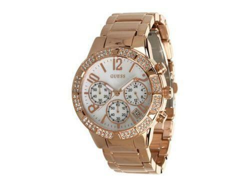 Guess Rose Gold Watch | eBay
