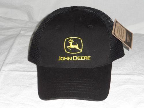 John Deere Trucker Hat Ebay