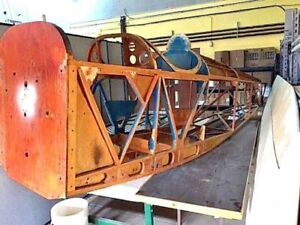 Fly Baby Aircraft without engine