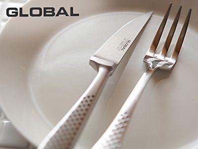 New   Japanese Quality Steak Knife   Folk Global Gtj 01 Stainless Steel Japan