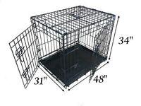 "Ellie Bo XXL dog cage/ crate 48"""