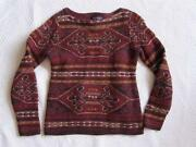 Ralph Lauren Southwestern Sweater