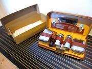 Vintage Travel Shaving Kits