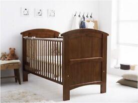 Used Cosatto Hogarth 3-in-1 Cotbed - (Cot, Junior Bed)