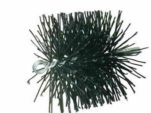 Rutland 8in. Round Poly Chimney Sweep Cleaning Brush, FREE SHIPPING