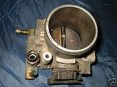 Alfa Romeo Spider Bosch Throttle Body with Throttle Switch 82-89
