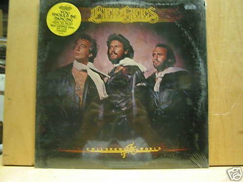 Bee Gees Children Of The World Lp Ebay