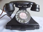 Old Bakelite Telephones