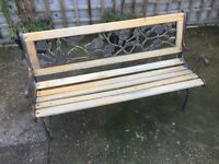 Used Garden bench - good conidtion
