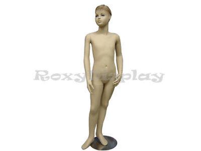 12 Years Old Fiberglass Children Mannequin Display Dress Form Md-501f