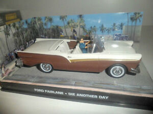 "1957 Ford Fairlane Skyliner; Pierce Brosnan's ""Die Another Day"""