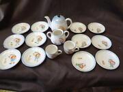 Nippon Childs Tea Set