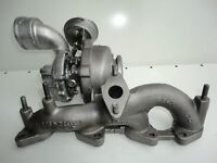 TURBO FITS 2.0TDI 140HP A3 PASSAT TOURAN JETTA GOLF LEON ALTEA OCTAVIA DODGE PATRIOT OUTLANDER