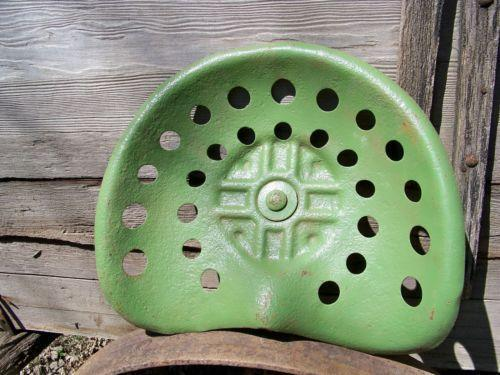 Old Tractor Seats Antiques Ebay
