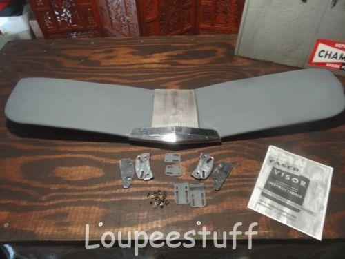 Fulton Sunvisor Vintage Car Amp Truck Parts Ebay
