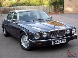 1986 JAGUAR V12 5.3 SALOON IN STUNNING CONDITION OUTSTANDING DRIVER ONLY £7495