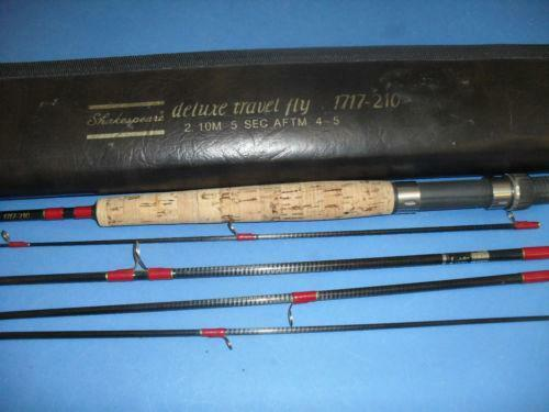 Shakespeare Fly Fishing Rods Ebay