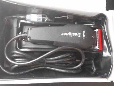 Wahl DESIGNER Professional Vibrator Hair Clipper Set 785014 New Damaged Box