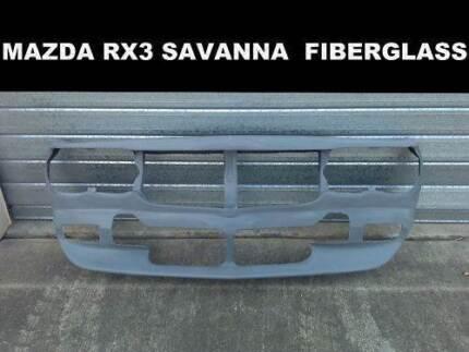MAZDA RX3 12A FIBREGLASS FULL NOSE CONE MORE AVAILABLE