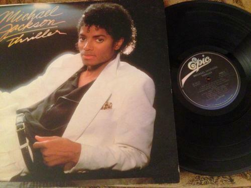 Michael Jackson Records Ebay
