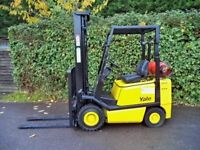 Yale-GAS-LPG-Counterbalance-forklift-truck