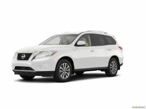 2 Year Lease on loaded Pathfinder