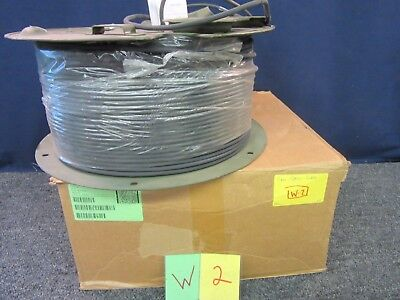 Us Army Fiber Optic Cable Assembly Wire Spool Communication Military Rfo-300 New