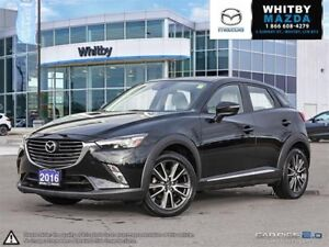 2016 MAZDA CX-3 GT-TECHNOLOGY PACKAGE