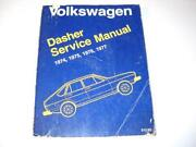 Volkswagen Service Manual