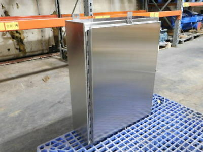 Hoffman A30h2408sslp Wall-mount Enclosure - New Surplus