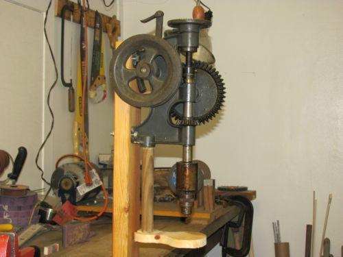 Vintage Drill Press Ebay