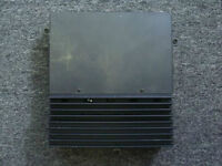 E39 Alpine amplifier