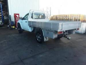 MITSUBISHI TRITON MANUAL VEHICLE WRECKING PARTS 2010 (VA02820)