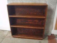 Teak Bookcase I.D. No. 22/9/16