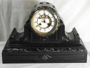 Slate Marble Clocks