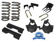 GMC Sierra lowering Kit