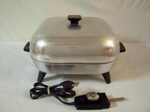 Electric Skillet Ebay