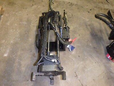 Mori Seikirl-25395cnc Lathe Robotic Arm Assembly With Grabber 1