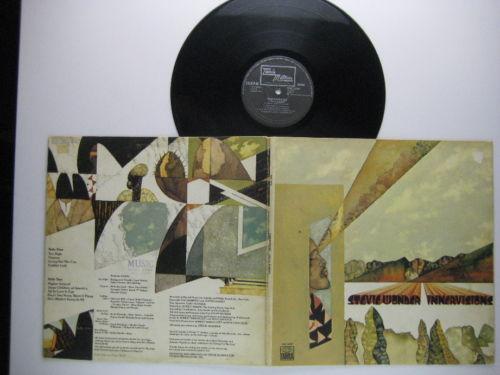 Stevie Wonder Innervisions Lp Ebay